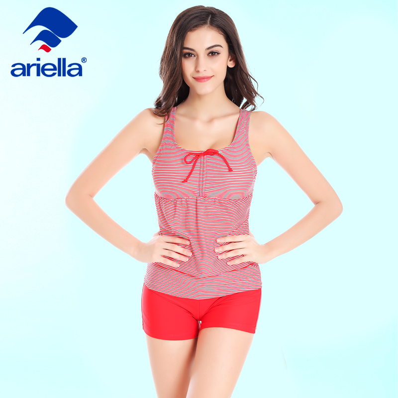 Red Tankini Top Promotion-Shop for Promotional Red Tankini ...
