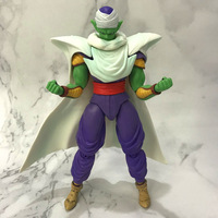 Anime Dragon Ball Z SHF Figuarts Super Saiyan PICCOLO Joint Movable PVC Action Figure Collection Model Kids Toy Doll 16cm