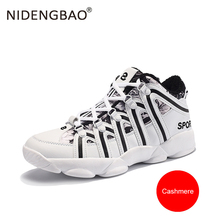 NIDENGBAO Breathable Mens Sneakers Lightweight Skidproof Comfortable Walking Shoes Trainers Brand Mesh