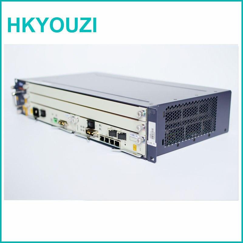 I LAGER ZXA10 C320 OLT, SMXA / 1-kort * 1 STK med 4port 1G upplänk, - Kommunikationsutrustning - Foto 2
