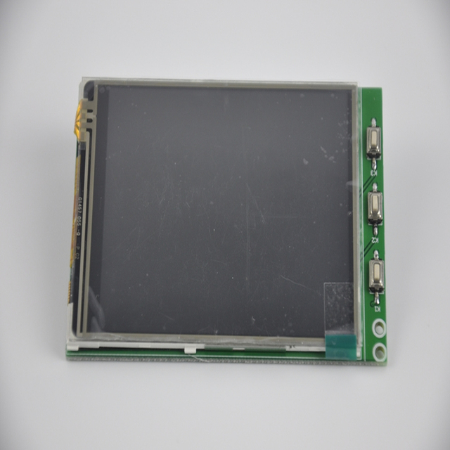 "3.2 ""TFT Lcd Monitor de Pantalla Táctil para Raspberry Pi B/B +"