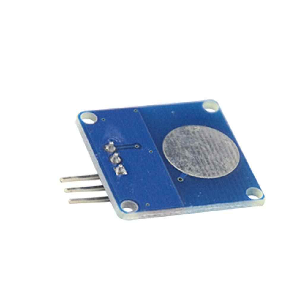TTP223 Module d'interrupteur tactile TTP223B bouton de capteur tactile capacitif numérique 1 canal Jog pour kit de bricolage arduino