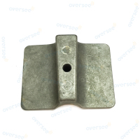 OVERSEE ZINC ANODE 61N 45251 01 Replace FOR 9 9 15HP 95 02 YAMAHA OUTBOARD ENGINE