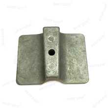 OVERSEE ZINC ANODE 61N 45251 01 Replace For YAMAHA Parsun 9 9 HP15HP OUTBOARD ENGINE