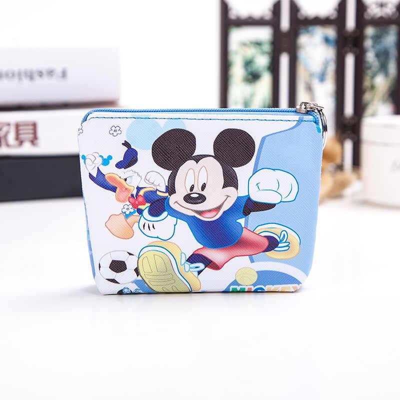 2019 neue Disney nette cartoon gefrorene elsa Anna prinzessin münze tasche kinder hand snack tasche PU tasche lagerung geldbörse münze