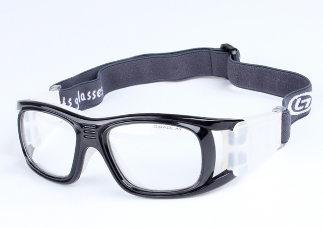 8 Цветов Профессиональные очки Баскетбол Футбол Спортивные очки Очки глаз кадр матч оптических линз для близорукости близорукие