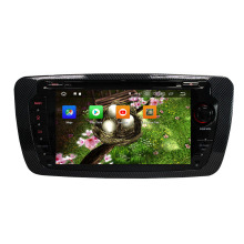 "KLYDE 7"" 2 Din 8 Core Android 9.0 Car DVD Player For Seat IBIZA 2013 Audio Stereo Radio Car Multimedia Player"