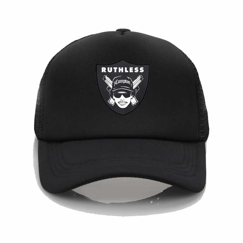 Compton Print baseball cap Fashion Adjustable Cotton Men Caps Traker Hat men  and women hip hop 68b6a3fe828c