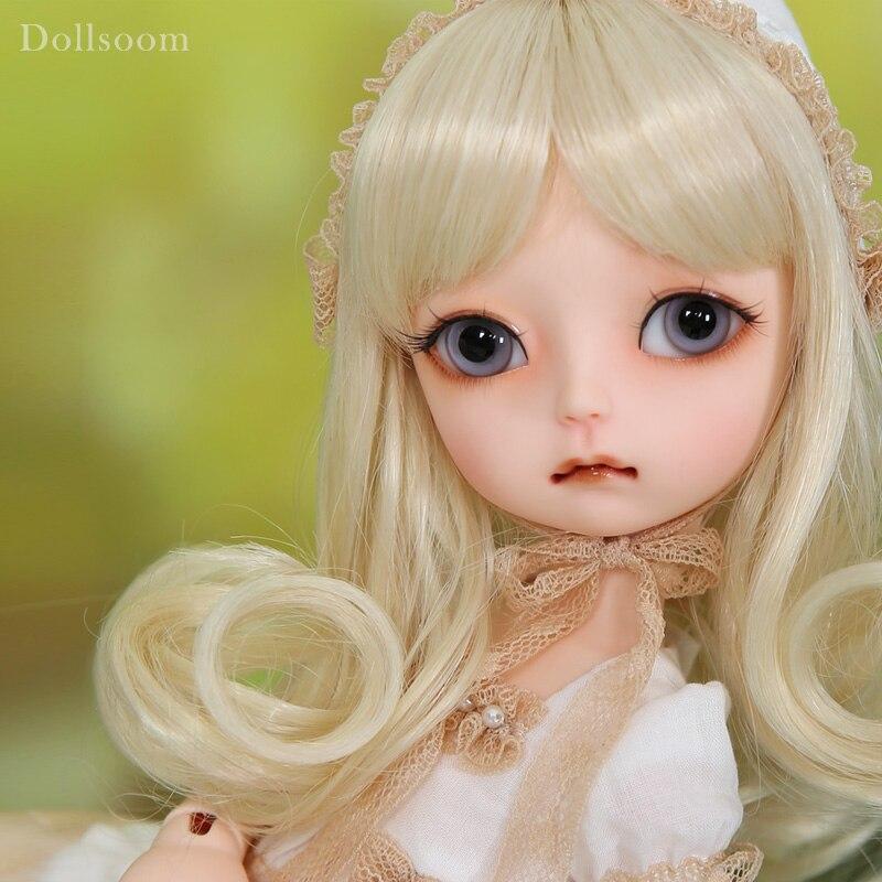 Babette open eyes and version imda 3 0 bjd sd doll 1 6 body model girls