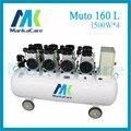 Manka Cuidar 160L 6000 W Compressor de Ar Dental/Impressão no Tanque/Rust-Proof Câmara/Silencioso/Menos óleo/Oil Free,/Máquina de Compressão