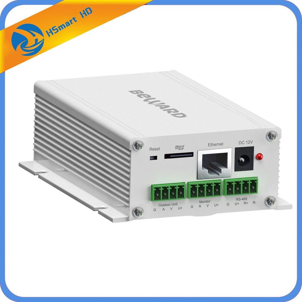 Wireless WiFi BOX For Video Doorphone Doorbell Building Intercom System Control analog video intercom to an IP video intercom
