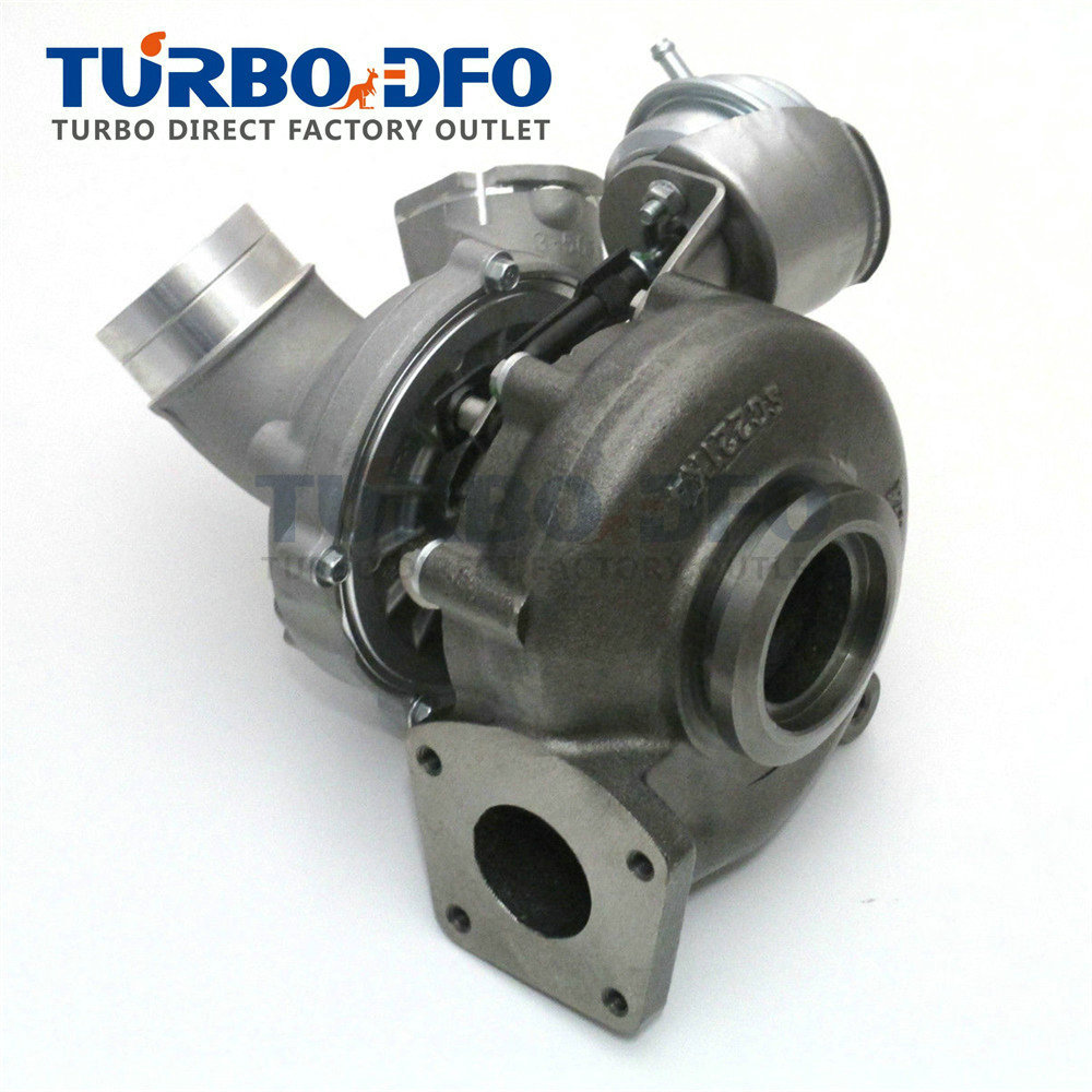 Turbocharger Garrett GT2056V complete turbo 716885 for <font><b>VW</b></font> <font><b>Touareg</b></font> <font><b>2.5</b></font> <font><b>TDI</b></font> BAC / BLK 128 KW / 174 HP 070145702BV 070145701JV image
