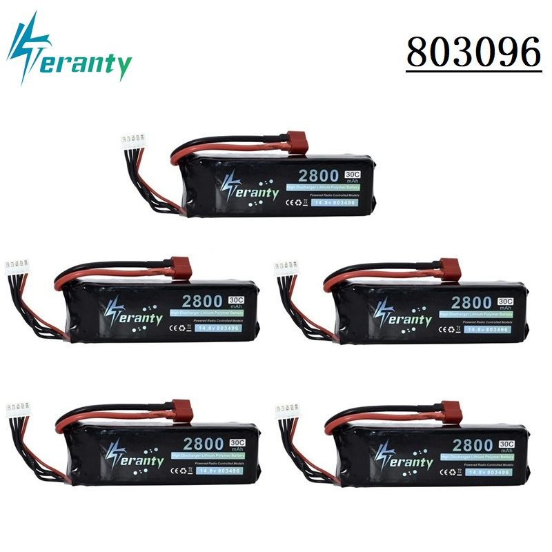 Lipo Battery For FT010 FT011 2800mah 14.8V BATTERY RC 4s 14.8V 30C 803496 RC boat RC Helicopter Airplanes Car Quadcopter 14.8 vLipo Battery For FT010 FT011 2800mah 14.8V BATTERY RC 4s 14.8V 30C 803496 RC boat RC Helicopter Airplanes Car Quadcopter 14.8 v