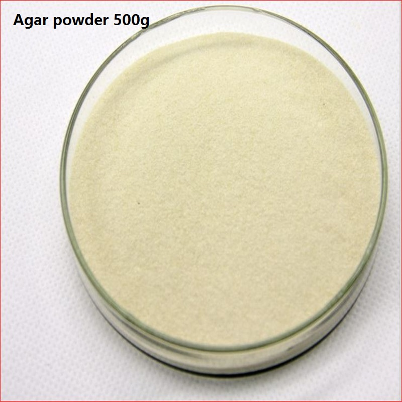 Hot Sale 2018 High Quality 100% Agar Powder 500g jelly Protein Powder