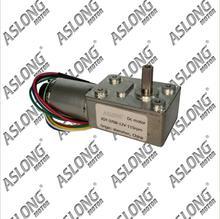 ASLOGN JGY-370 B encoder test code wheel worm gear motor motor