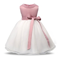 Christening Baby Party Girl Dress Wedding For Girls 1 Year Birthday Newborn Kids Dresses Princess Infant