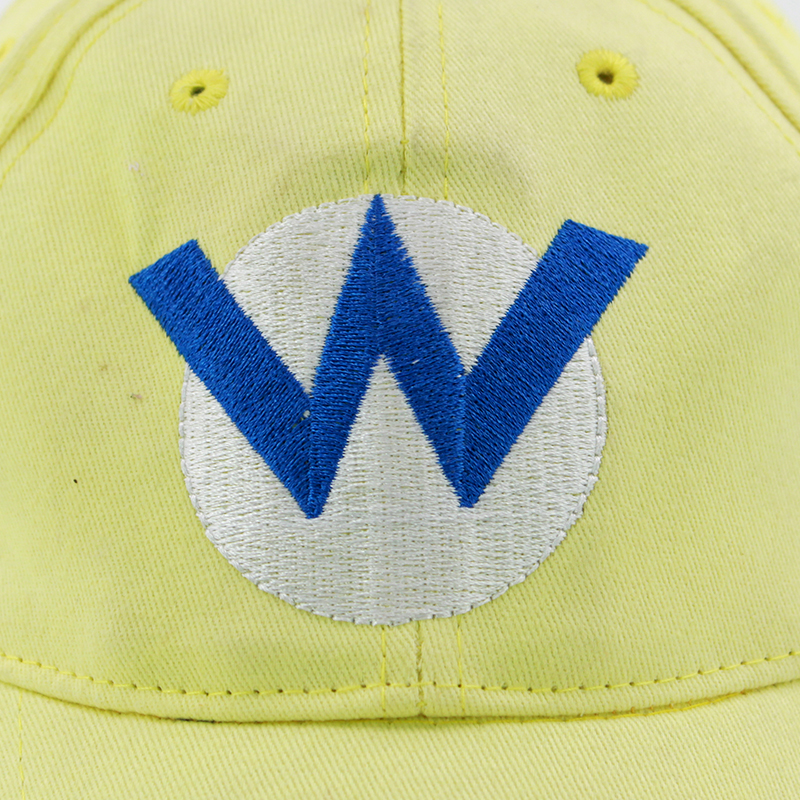 Ainme super Mario Yellow Baseballcap Topi SuperMario Mario Bros. - Carnavalskostuums - Foto 3
