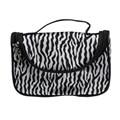 Big Sale Professional Cosmetic Case Bag Large Capacity Portable Women Makeup cosmetic bags Zebra Print storage travel bags