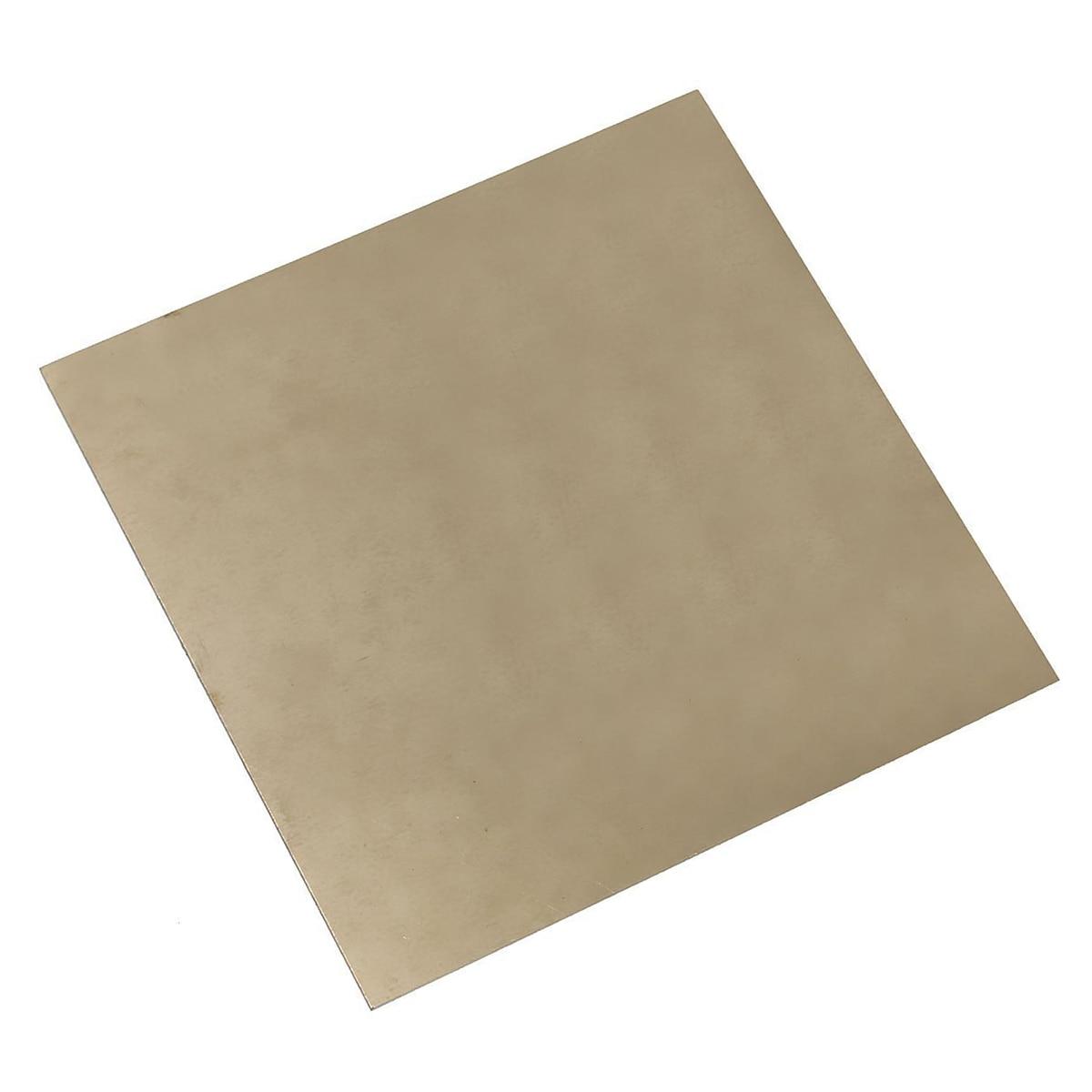 1pc Grade 2 Titanium Sheet High Strength Ti Titan TA2 / GR2 Thin Plate Titanium Foil for Aerospace Marine Industry 100*100*0.5mm 1pc new titanium plate sheet ti metal for industry tool 100 100 0 5