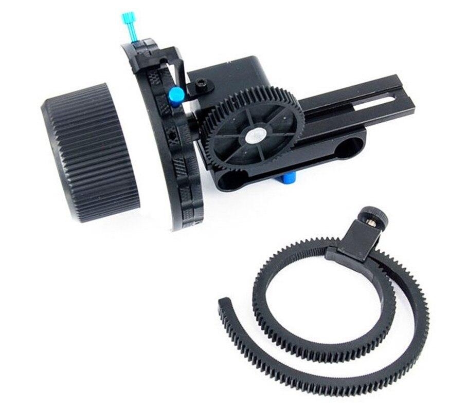 Amortissement conception de mise au point précise AB limite suivre la mise au point micro-film suivre la mise au point avec ceinture à anneau de vitesse réglable pour Canon
