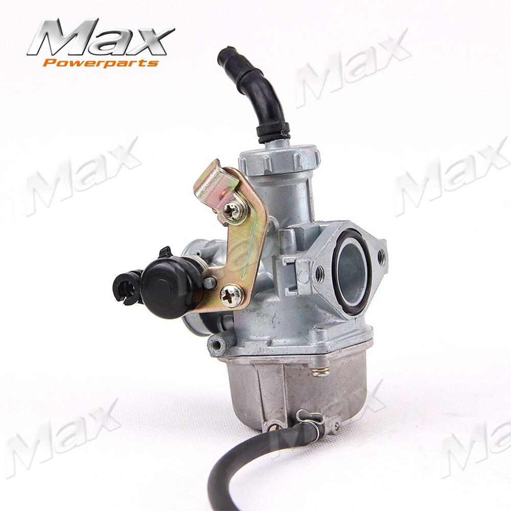 PZ22 Vergaser 22mm Carb SunL JCL Baja TaoTao Quad 2/4 hub PZ00 1100cc 125cc Chinesischen ATV Dirt Bike w/Kabel Choke hebel