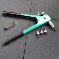 Rivet Nut Gun Rivet Tool SAE 6 32 To 1 4 20 Mandrels Insert Nut Tool