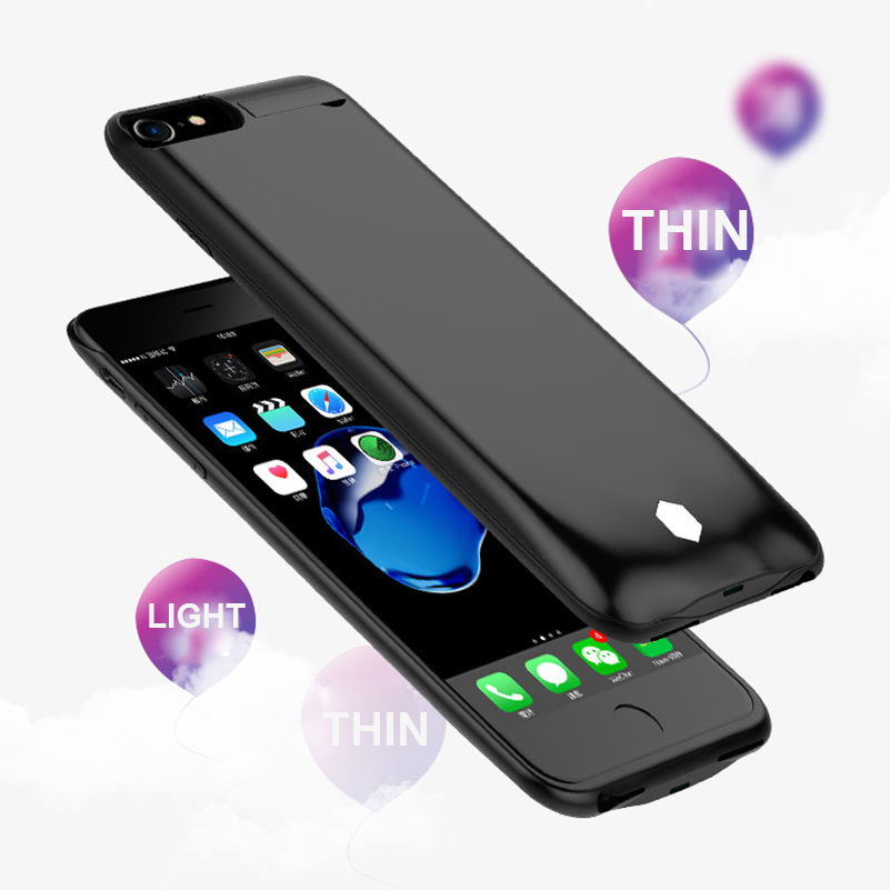 8200mAh Phone External Battery Charger Case Cover For iPhone 6 6s 7 8 Plus 5.5inch Smart Phone Batteria Charging Case Power Bank8200mAh Phone External Battery Charger Case Cover For iPhone 6 6s 7 8 Plus 5.5inch Smart Phone Batteria Charging Case Power Bank