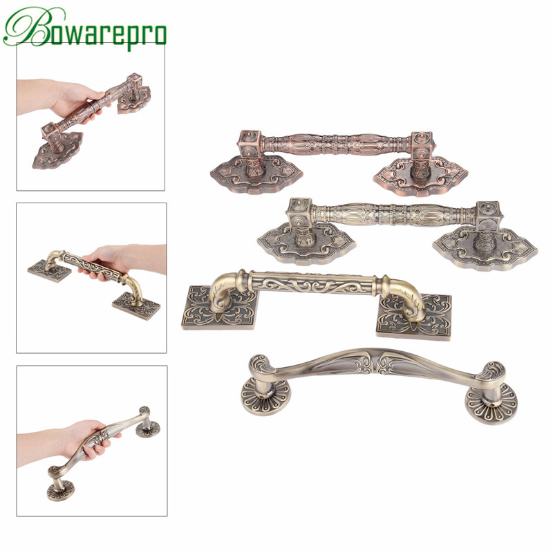 bowarepro Antique Furniture Handles Knob Pull Handle Woor Door Handle Hardware Furniture Knobs Wooden Handle Brass 250/240/235MMbowarepro Antique Furniture Handles Knob Pull Handle Woor Door Handle Hardware Furniture Knobs Wooden Handle Brass 250/240/235MM