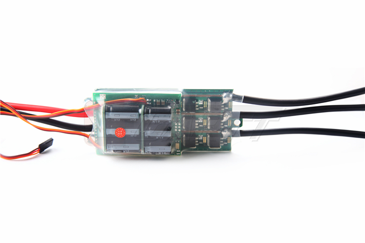 Gleage`s YPG HV 180A ESC (4~14S) SBEC Brushless Speed Controller For Trex 700 Helicopter Free shipping цена 2017