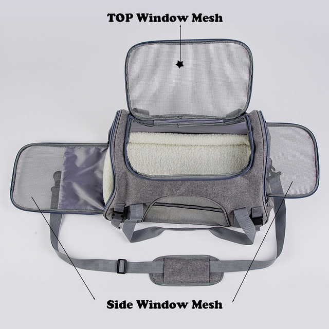 Portable Soft Dog Travel Bag