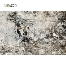 Laeacco Surface Of Stone Wall Marble Texture Grunge Pattern Party Decor Photo Background Photographic Backdrops For Studio