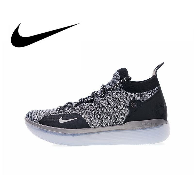 Authentic Nike Zoom KD11 EP Mens Breathable Basketball Shoes Outdoor Sneakers Athletic Designer Footwear 2018 New AO2605-004Authentic Nike Zoom KD11 EP Mens Breathable Basketball Shoes Outdoor Sneakers Athletic Designer Footwear 2018 New AO2605-004