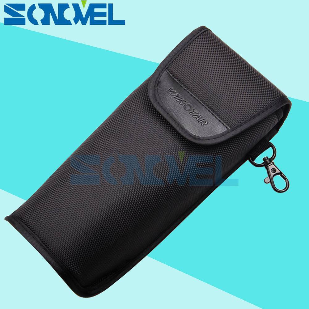 Portable Flash Bag Case Pouch For Canon Flash 600EX RT 580EX II 580EX 430EX II 550EX