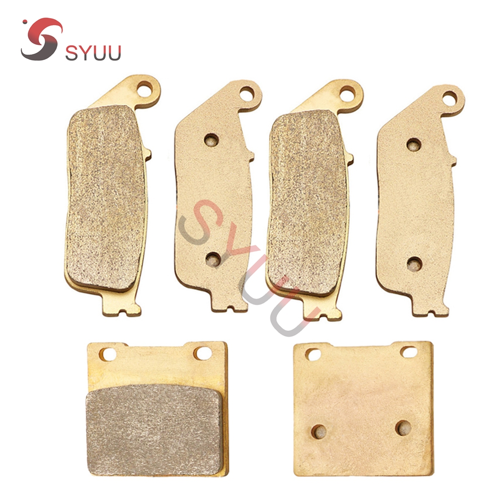 Motorcycle Rear Front Brake Pads For SUZUKI GSF 1250 S ABS