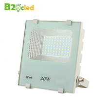 LED Flood light Overclocking SMD over 20W 50W IP67 waterproof Spotlight 110V 220V 85-265V SMD 2835 floodlight outdoor lighting