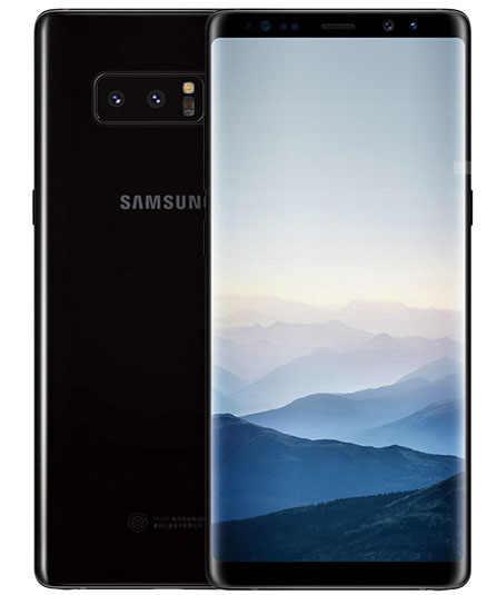 "Samsung Galaxy Note8 Note 8 N950U N950F Original débloqué LTE téléphone portable Octa Core 6.3 ""double 12MP 6G RAM 64G ROM Snapdragon 835"