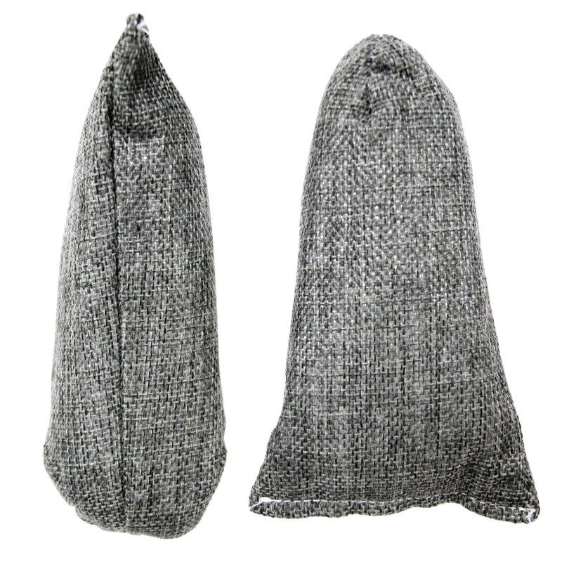 Air Freshener Bamboo Charcoal Deodorizer Bag Most Effective Remove Portable  Air Freshener For Fridge Freezers Closet