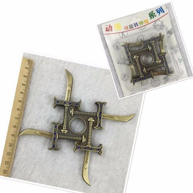 One Piece Shrinkable Metal Sword Cosplay Weapon