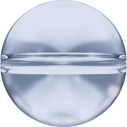 (1 Unidad) 100% cristales originales de Swarovski 5028/4, cuentas de globo de cristal, cuentas de pedrería suelta de Austria para hacer joyería Diy