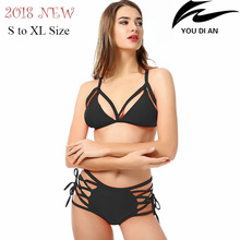 efab78a5165 2018 sexy women high waist bikini swimsuit for female russian swimear swim  suit beachwear new swimming