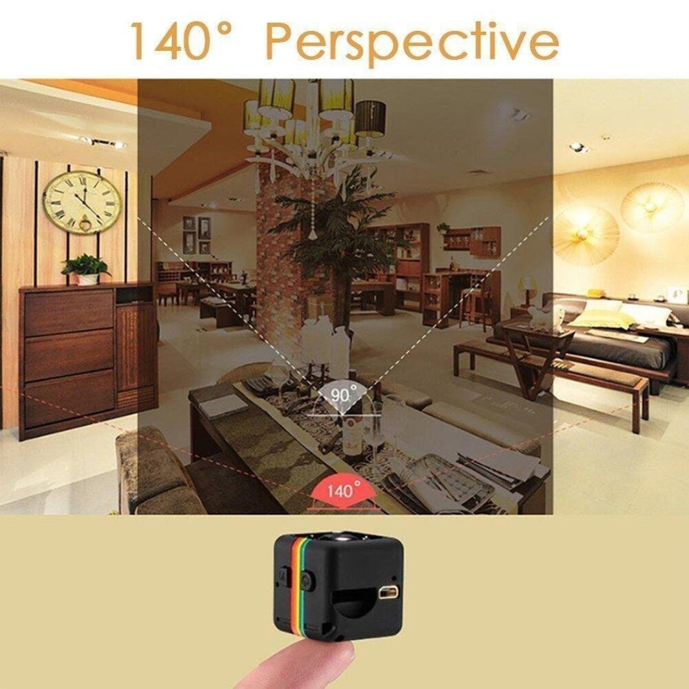 SQ11 Mini Camera 480P 1080P Full HD Night Vision Camcorder Car DVR Video Recorder Sport Digital Camera Support TF Card DV Camera in Mini Camcorders from Consumer Electronics