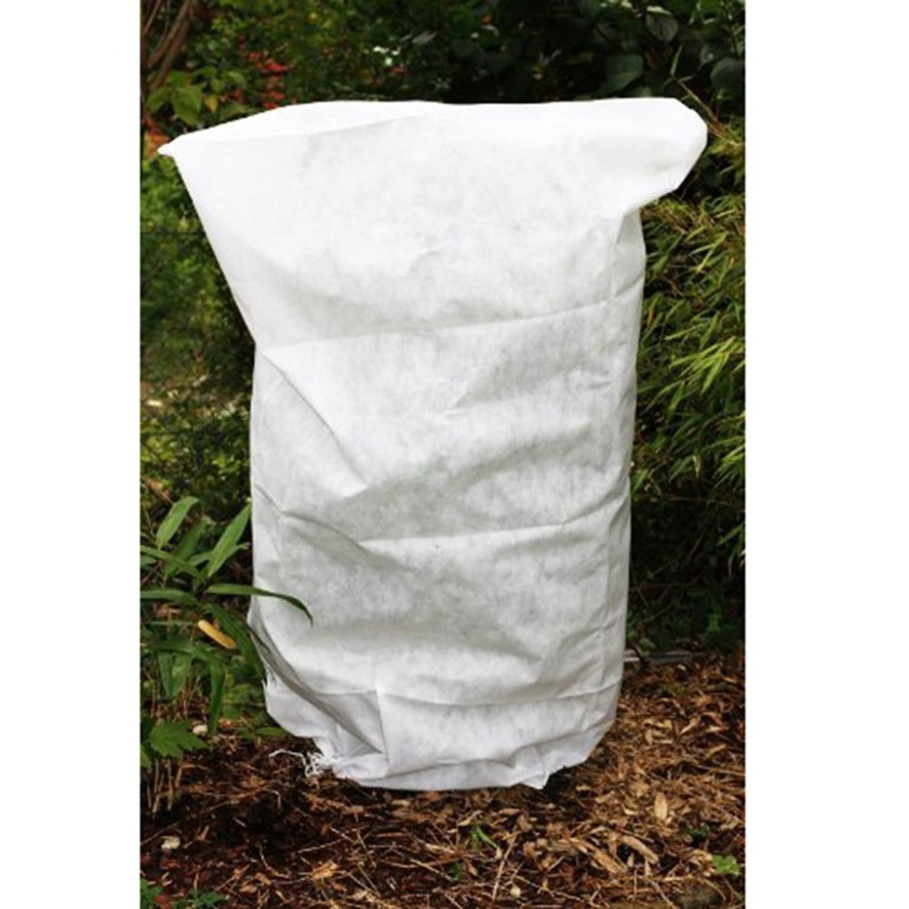 Plant Cover Warm Cover Tree Shrub Plant Protecting Bag Frost Protection Yard Garden Decor Winter 80x120 Protection Against Cold