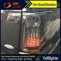 Задние фонари для Jeep Grand Cherokee 1999-2004 LED задний фонарь задний фонарь задний багажник крышка лампы drl + сигнал + тормозная + обратный
