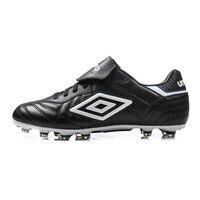 Umbro Новый Для мужчин профессиональные кроссовки футбольные спортивные короткие шипы футбольные бутсы Футбол открытый Обувь для футбола