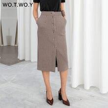 e2ce0c954 Promoción de Mid Calf Skirts for Women - Compra Mid Calf Skirts for ...