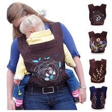 Высокое качество 4 Дизайн S кенгуру/Minizone модные узор Дизайн слинг/эргономичный кенгуру для от 0 до 3 лет Детские
