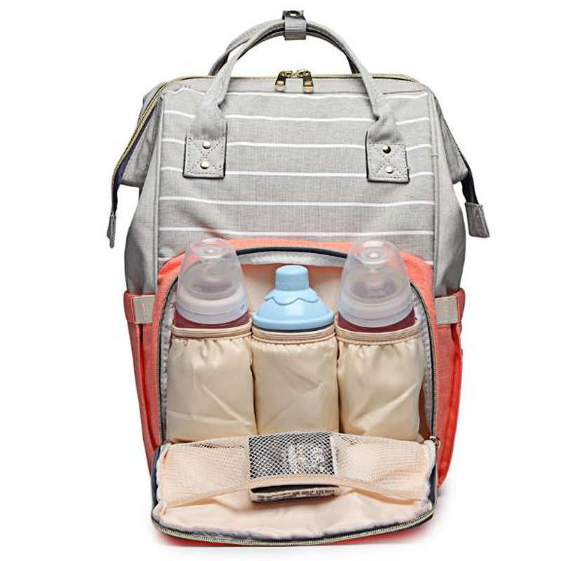 2019 femmes sac à dos multifonctionnel voyage sac à dos grande capacité bébé sac pour maman porter des sacs de soins Designer sac d'allaitement