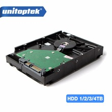 1TB 2TB 3TB 4TB SATA Interface Professional Surveillance 3.5 Inch Hard Disk Drive For CCTV Security DVR NVR Kit Video Record