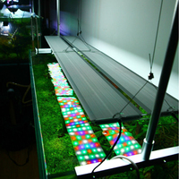 Chihiros RGB Series LED Aquarium Lighting System EU Plug LED Grow Light for Aquatic Water Plant Fish Tank Multi color Plant Lamp