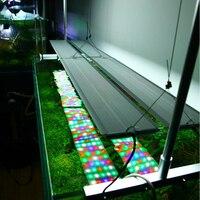 Chihiros rgb серии светодиодный освещения аквариума Системы ЕС Plug светодиодный светать для водных вод Fish Tank Multi цвет завод лампа